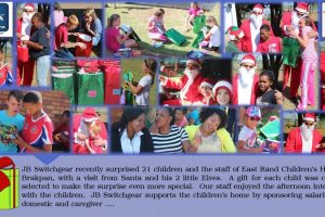 Christmas at East Rand Children's Haven