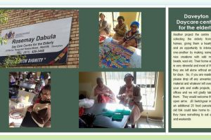 Daveyton Old Age Home - Support & Upliftment