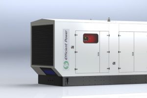 500kVA Genset - Sound attenuated